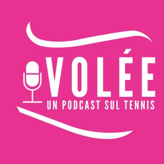 Il logo di Volée - Un podcast sul tennis