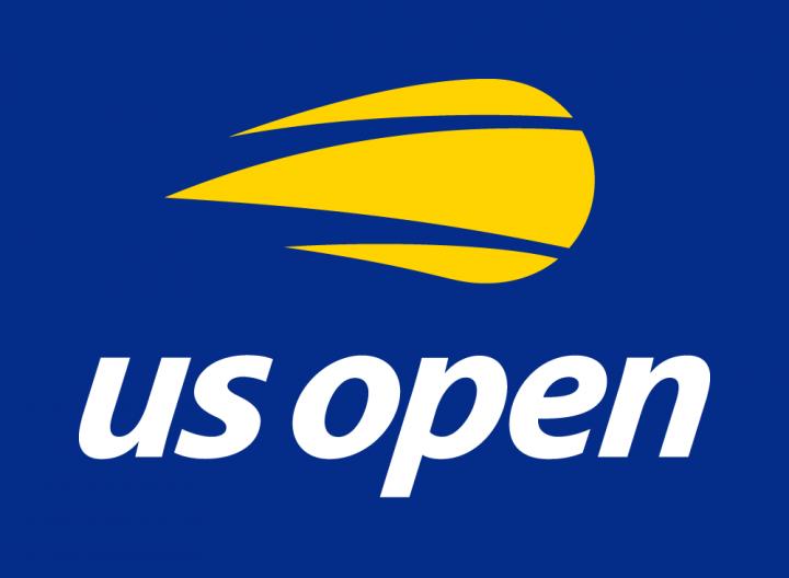 Il nuovo logo dello US Open